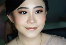 Ms. Christine (sister makeup) by MRS Makeup & Bridal