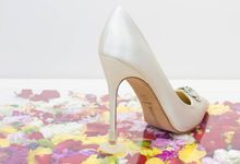 Wedding and Photo Shoot shoe accessories by Dees Boutique