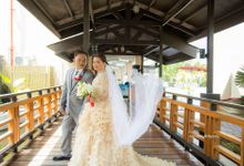 Rey & Lei Wedding by Doy Inutan Photography