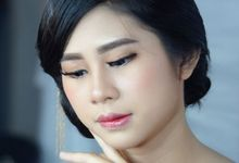 Ms. Marcelia by MRS Makeup & Bridal