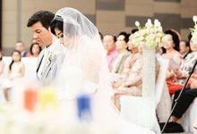 Jeani & Javier Wedding by Kenisha WO