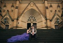 Wedding of Jonathan & Cindy by The DayZ Wedding Planner
