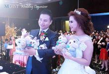 Agustinus & Lupita 06032016 by Moist Wedding Planner & Organizer