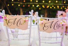 Mae & Carlo Beach Wedding by Bash Grandeur Weddings & Events