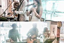 Chendy & Dani Wedding by Polyphony Entertainment