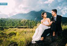 Galih & Risa Bali Prewedding Photography by Pevort | Photography and Videography