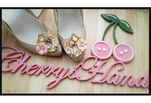 Shoeclips by Cherry's  Handmade
