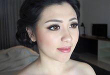 Sherly Prewedding by Amanda Makeup Artist