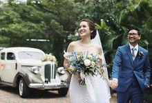 Jan & Della Wedding by Kenisha WO