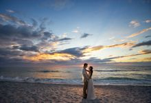 An Intimate Beach wedding for G2 and Dyan by Jiggie Alejandrino Wedding Photographs