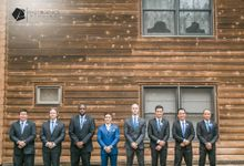 Will and Tine Wedding by Photogenics Studios