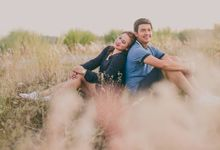 Macky and Kate E-Session by Fishcrackers Photography