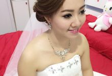 makeup by Bello Bella Wedding