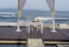 Wedding at Majapahit by Bali Tropical Florist