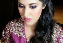 Party Makeup by Makeup by Lavina