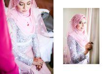 RIDZUAN & MASTURA by The Rafflesia Wedding & Portraiture