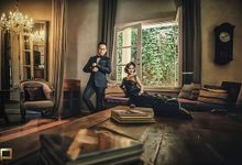 PRE WEDDING SURYA & DIAN by THE PIXELICIOUS PHOTOGRAPHY