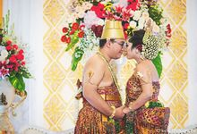 Wedding Bagus & Cindy by Cheers Photography