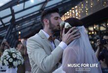 Ray & Marsha Wedding by Music For Life - Wedding DJ