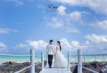 Happiness begin with ESA Wedding Gallery by Esa Wedding Gallery