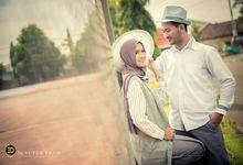 Prewedding of dr Kinanti & Ali by ThePhotoCap.Inc
