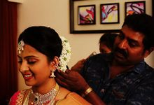 Wedding Bridal Makeup Coimbatore by Raj Bridal Makeup