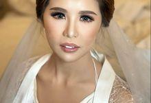 Edmond & Xiau Ping 31.12.2020 by Donna Liong MakeupArtist