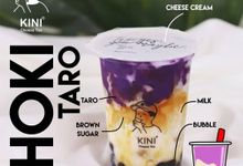 Drink products by Kini cheese tea