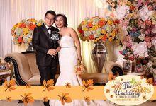 Dennis And Irene Wedding by Gentleman Photobooth
