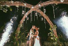 Aldi & Illouka by PRIVATE WEDDING ORGANIZER