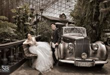 Noli and Rachelle Engagement Shoot by Sherwin Bonifacio Photography