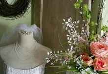 Bridal Bouquet by Reba Jo's Shoppe