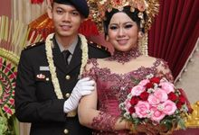 The Wedding Of Donny & Dewi by Our Wedding & Event Organizer