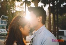 Kah Sing & Emily Pre Wedding  by Fixo Studio
