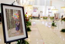 White Wedding Decorations by Our Wedding & Event Organizer