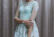 Arina Engagement Day  by FANNY KARTIKA