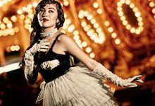 Zian Seranilla's Pre Debut 50's Classic Shoot by Studio Moda Manila