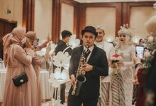 Kirab Saxophone by Warehouse Music Entertainment