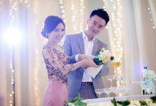 Shin &  Alicia Actual Day Wedding by g3k studio