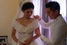 Wedding of Joseph & Tiara (Grand Hyatt) by Delfi Organizer