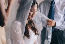 Celebrating Andrew & Agnes by Louis Gan Photography