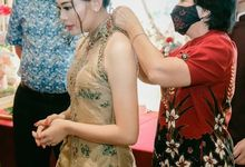Sangjit of Septian & Agustina by Calysta Sangjit Decoration