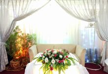 Wedding Venue Set Up by GREENHILLS ELAN HOTEL MODERN