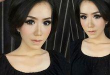 Makeup for Ce Shita by Imel Vilentcia Make Up Artist
