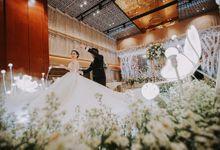 The Wedding of Jeffrey & Lisa by Ellinorline Gift