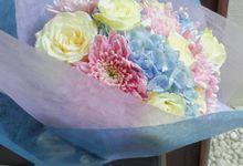 Welcome Home Surprise by Fleur De Lune