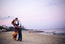 Tyrone & Kayleigh Wedding at Segara Village by Byrdhouse Beach Club