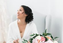 Dusty pink wedding for the sweetest couple by Stella & Moscha Weddings