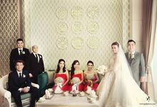 Donny & Agnes Wedding Day - Photo by Stanley Allan by PPF Photography & Videography