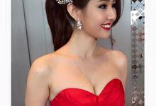 Bride Lauren foo by rynee tan make up studio